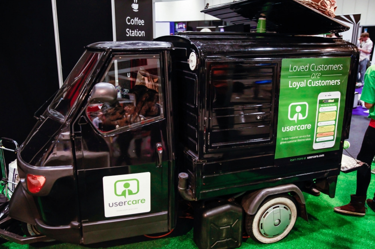 mobile coffee van hire london and nationwide