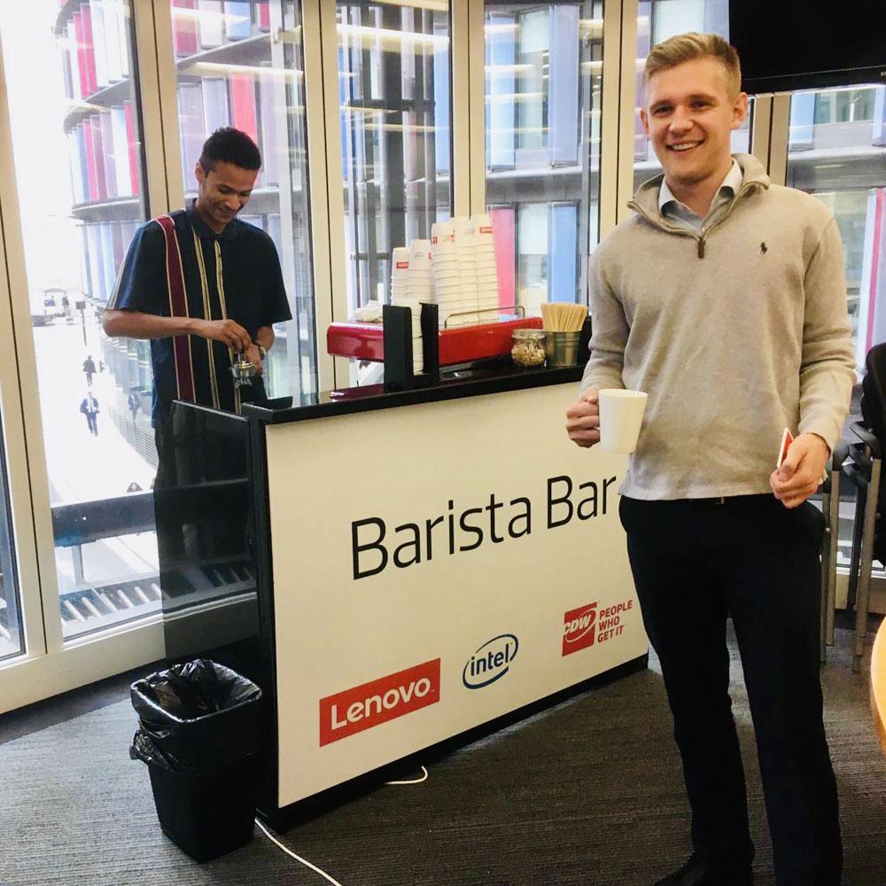 Coffee Bar Branded