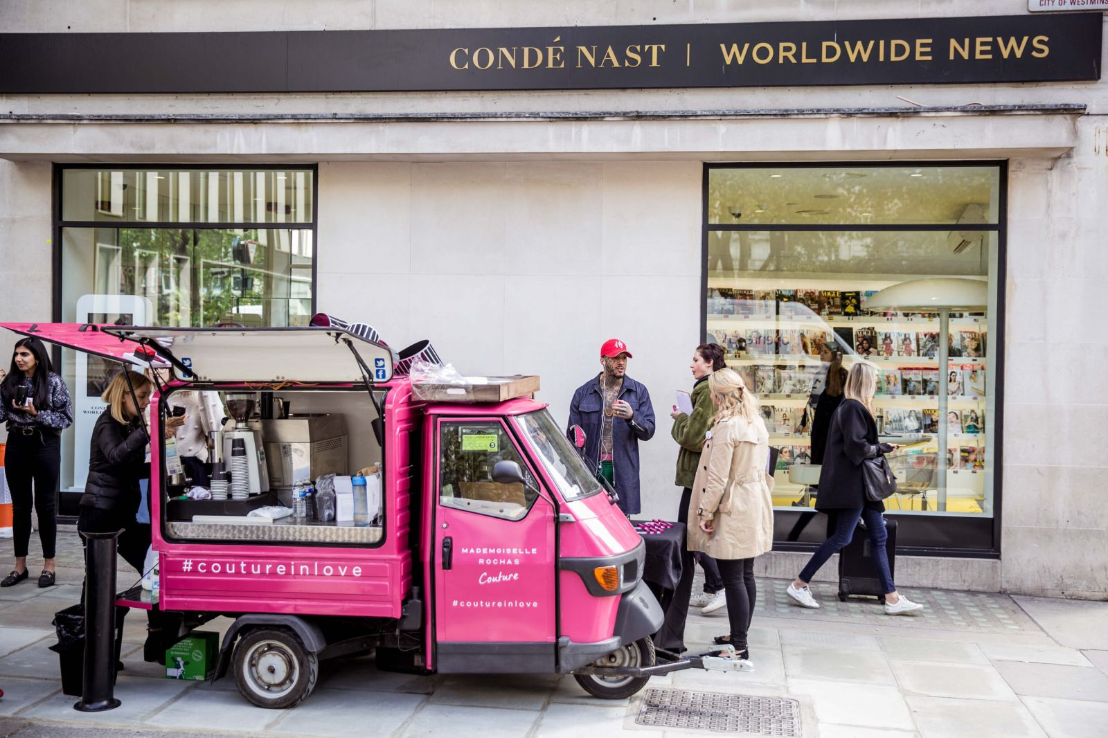 Mobile Coffee Cart For Hire London Coffee Catering Vans Uk